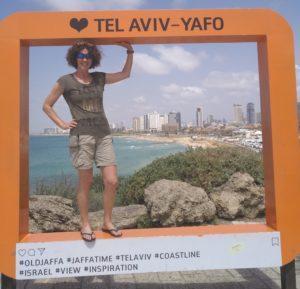 Warum willst du unbedingt nach Israel? Ist das denn safe?