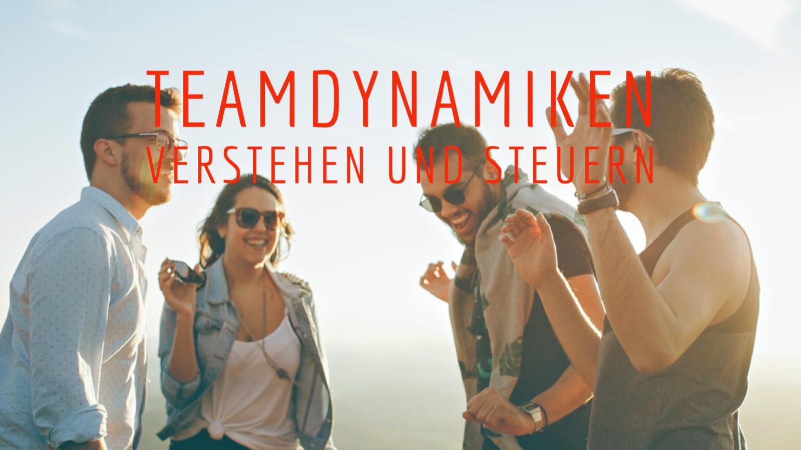 Workshop: Teamdynamiken