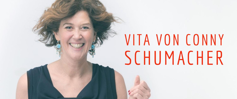 Conny Schumacher - Vita