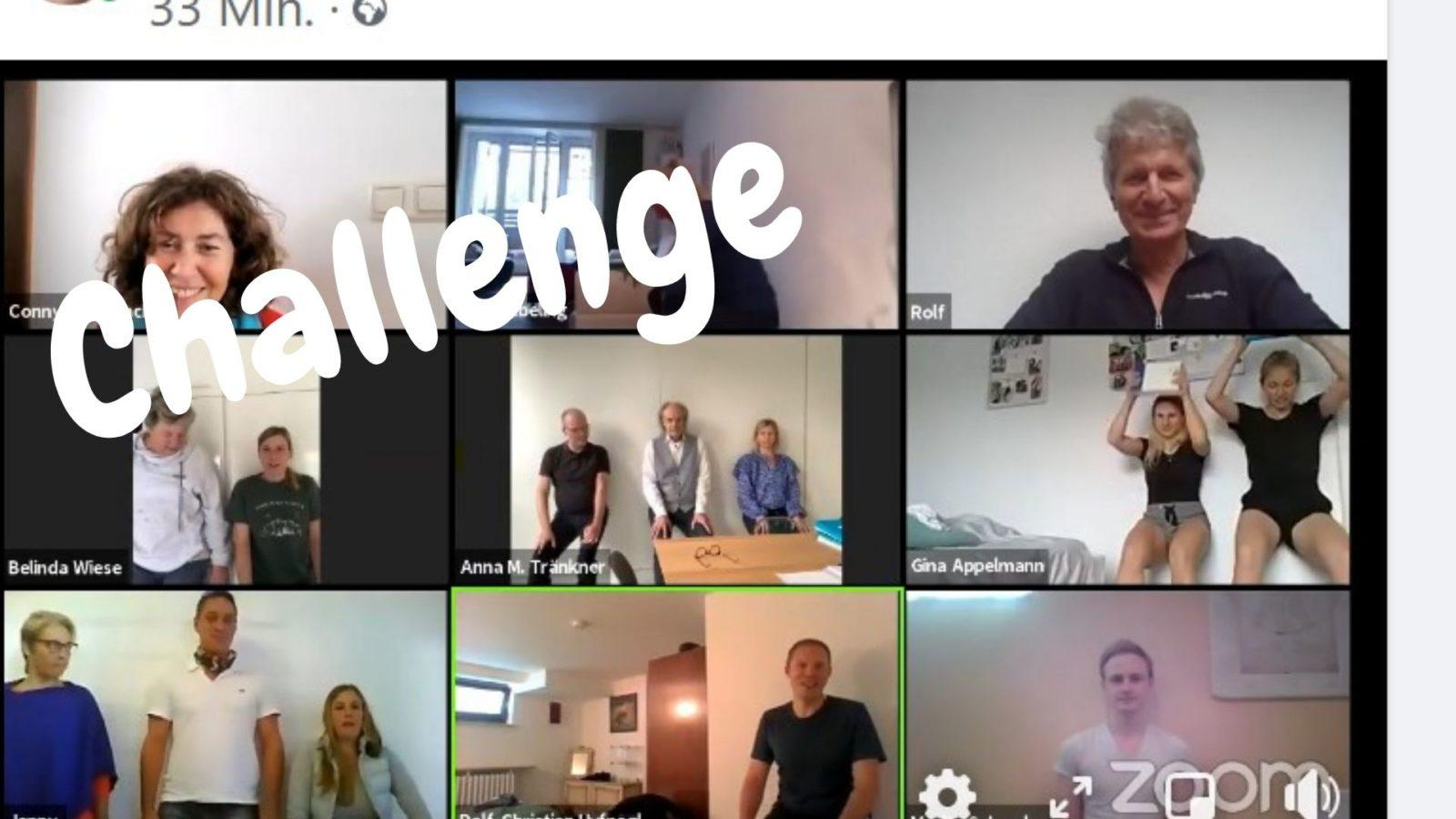Fit-Zufrieden-Erfolgreich: Die X-MAS Challenge