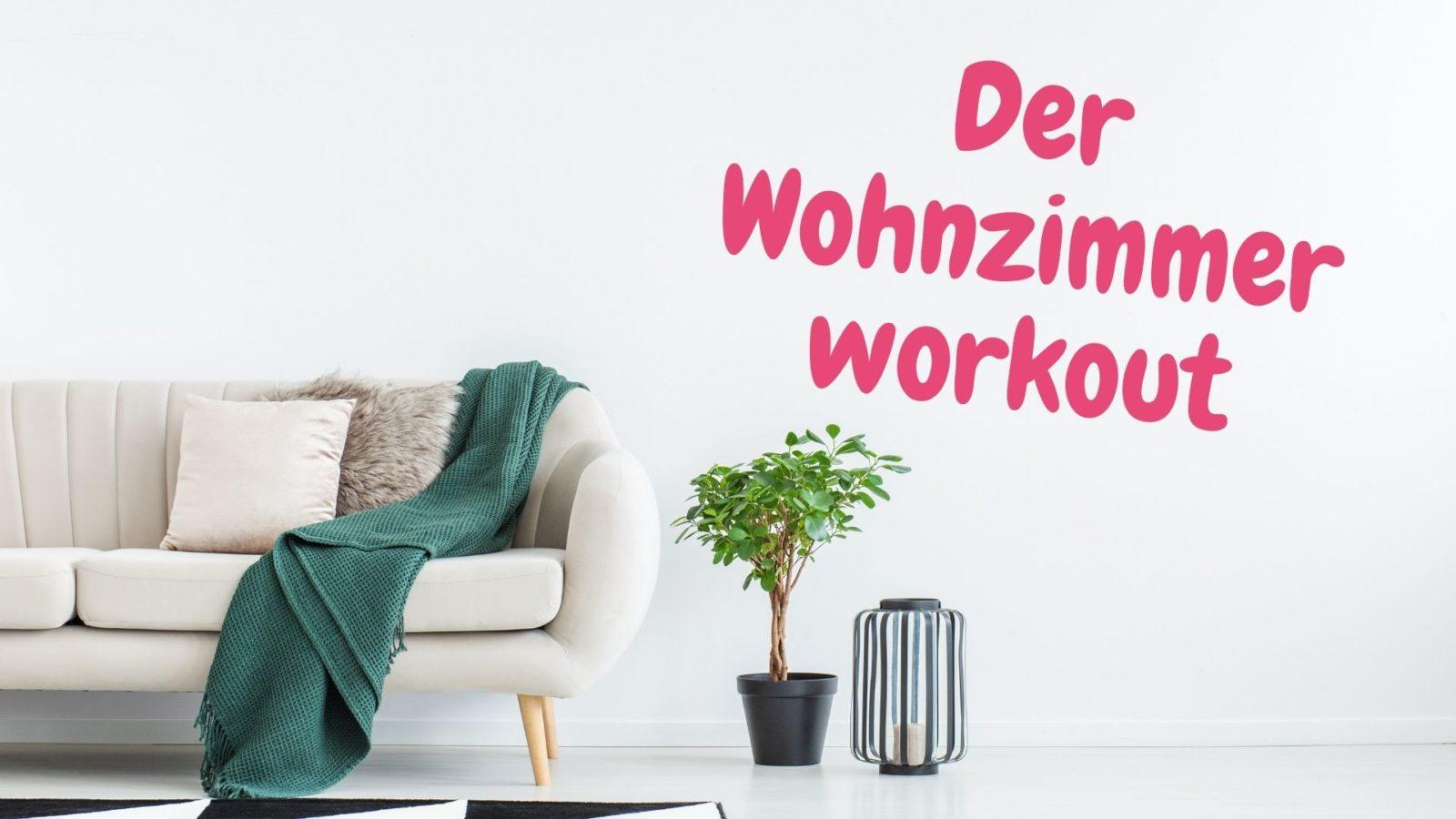 Fit in Schlips und Pumps goes homeoffice: Der Sofa-Workout