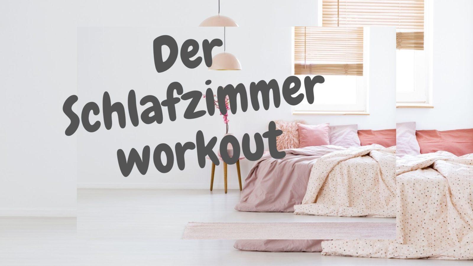 Fit in Schlips und Pumps goes homeoffice: Der Schlafzimmer-Workout